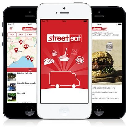 Streeteat: aggregatore dei food truck italian