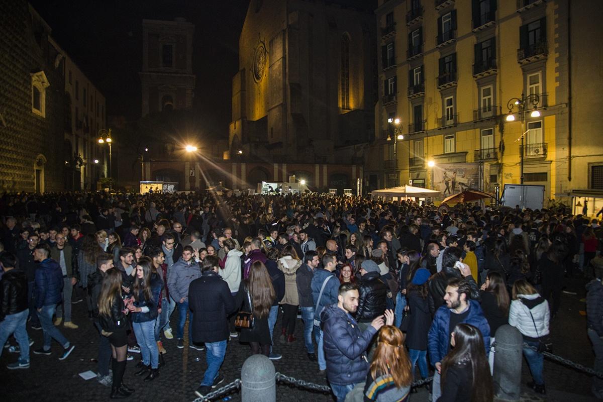 """""""Napoli Strit Food Festival"""" 2016: l'anteprima nella """"Notte d'arte"""""""