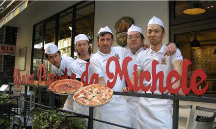 Progetto GENERARE FUTURO alla Pizzeria da Michele