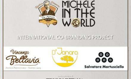 L'Antica Pizzeria da Michele con Bellavia, Martusciello e la Saint John's alla conquista del mondo