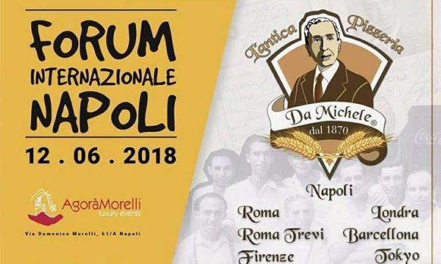 Forum internazionale Antica Pizzeria da Michele in the world