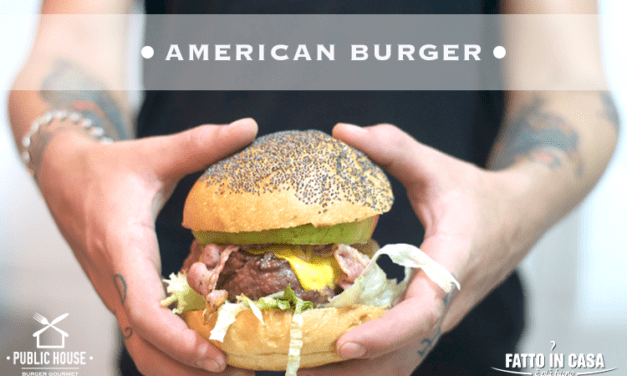Ricetta  American Burger by Ornella Buzzone