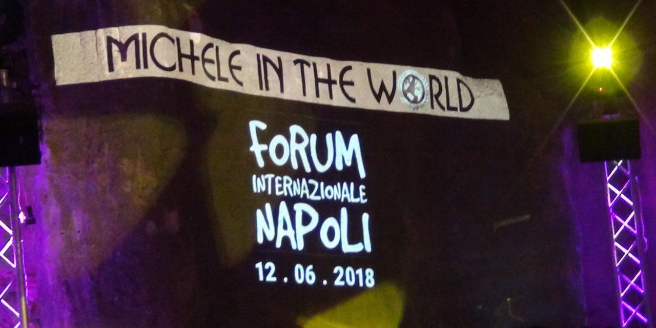 Michele in the World……da Forcella al resto del Mondo!