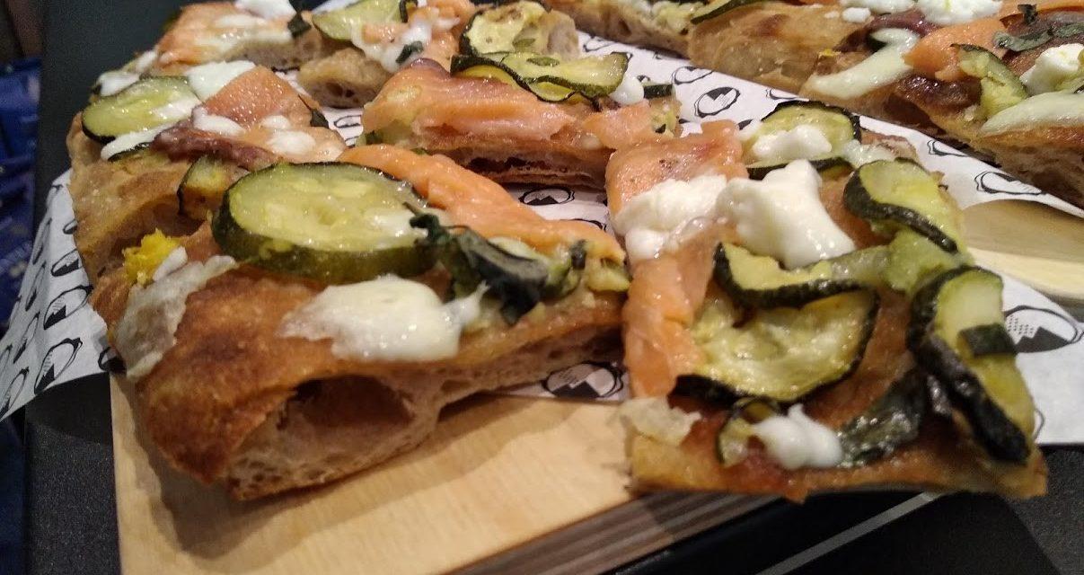 Sciuè, pizzainteglia –  LA SCUGNIZZA DE' BORGATA