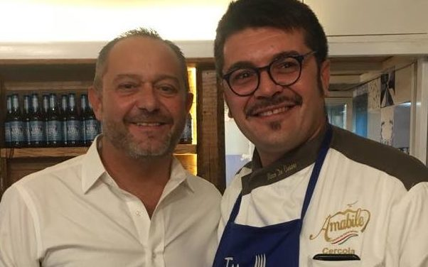 TERRA MIA – INTERVISTA A MARCO DE CESARE ED ANTONIO ELEFANTE