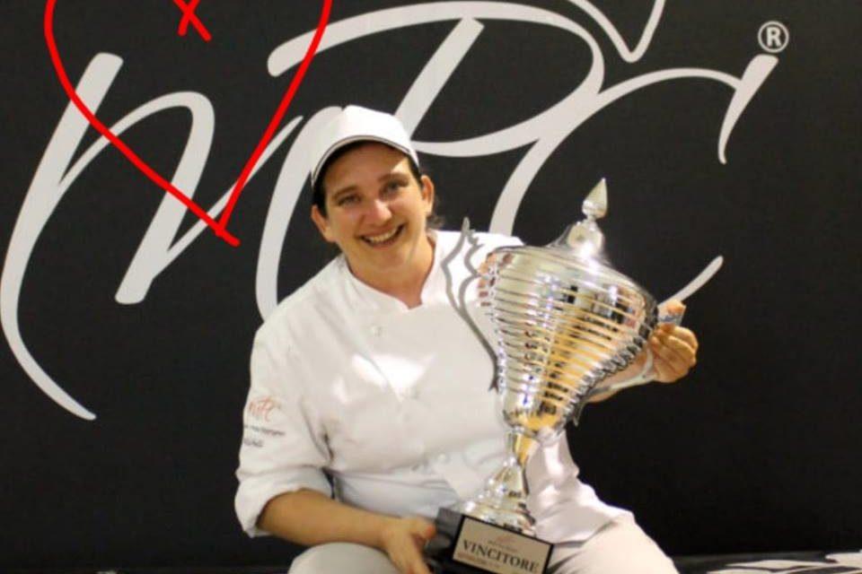 Clara Micheli – la prima vincitrice donna del Master Pizza Champion