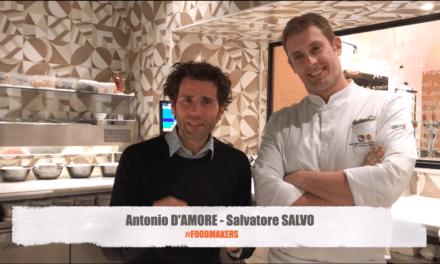 Francesco e Salvatore Salvo, non siamo star ma l'evoluzione dei pizzaioli
