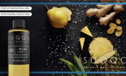 Suqqo, lancia la sua campagna di crowdfunding