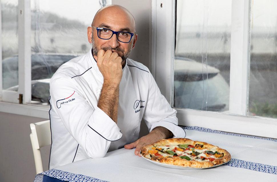 A Sorrento spacca la pizza di Antonino Esposito