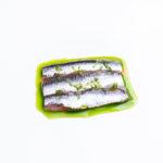 Alici marinate by Davide Guidara