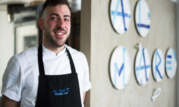 A Maiori la cucina di mare dello chef Roberto Russo