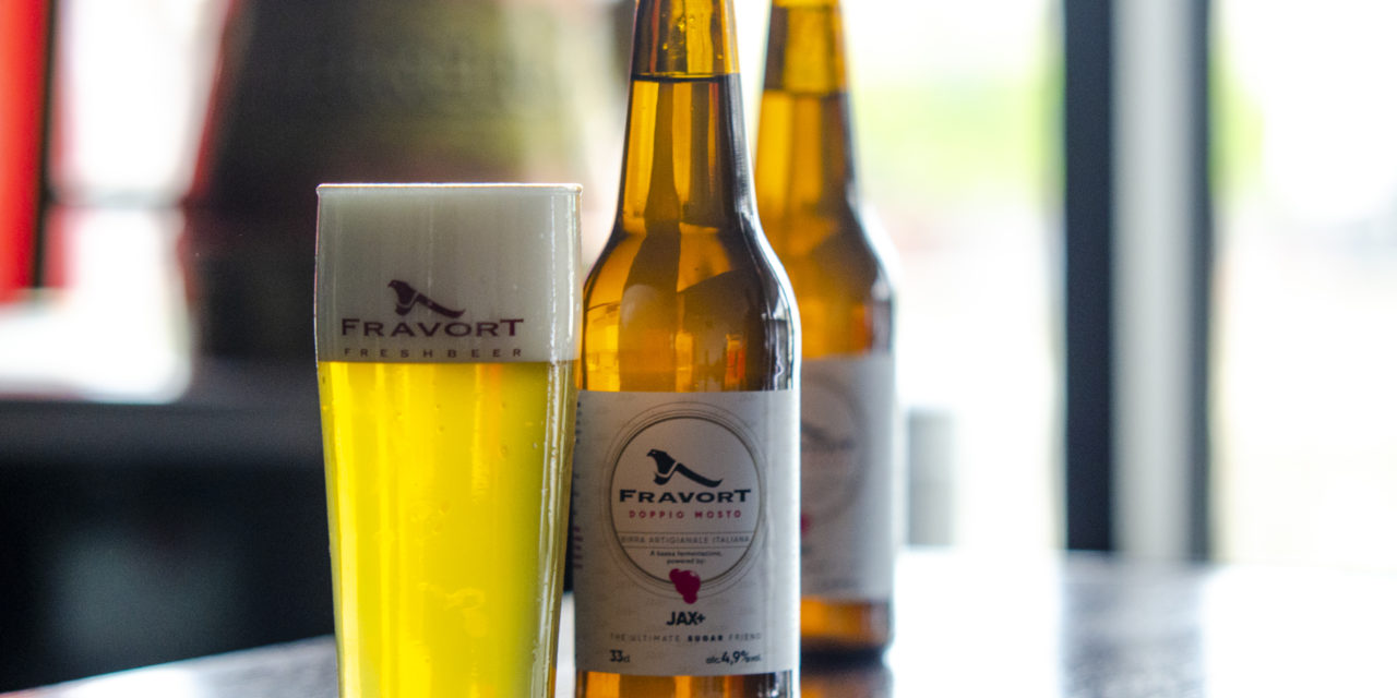 NASCE Fravort Doppio Mosto, La prima birra a basso impatto glicemico