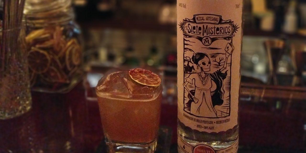 drink cinema – drink LAS CALACAS ispirato a Nightmare before Christmas, di Alessio De Simone