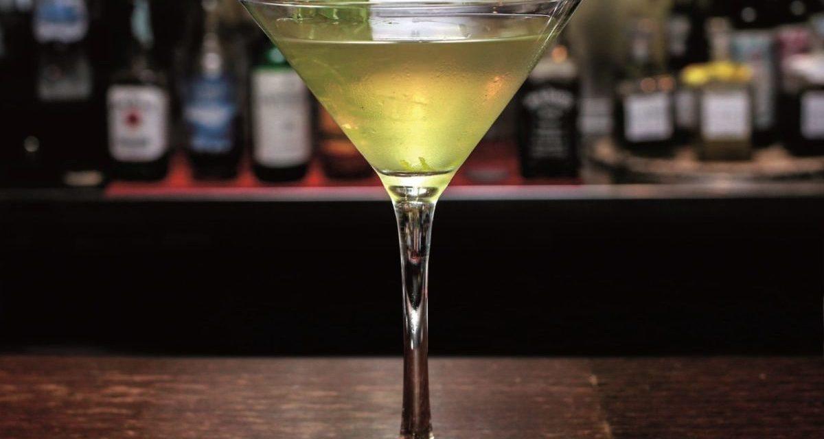 Drink Grecale di Michele Salerno