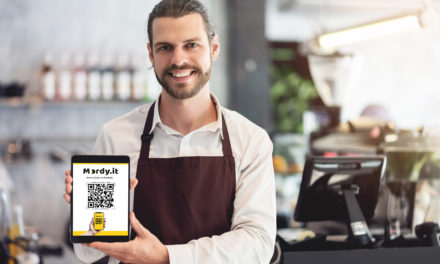 MORDY.IT ARRIVA IL MENÙ CONTACTLESS