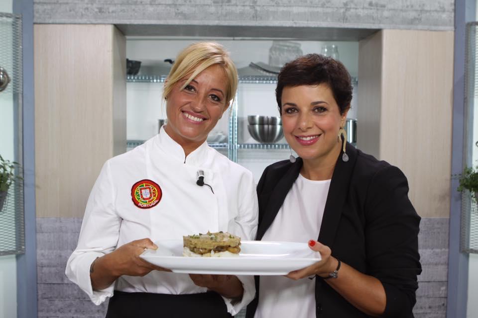 Fatima Pereira Afonso – la chef portoghese che ha conquistato l'Italia
