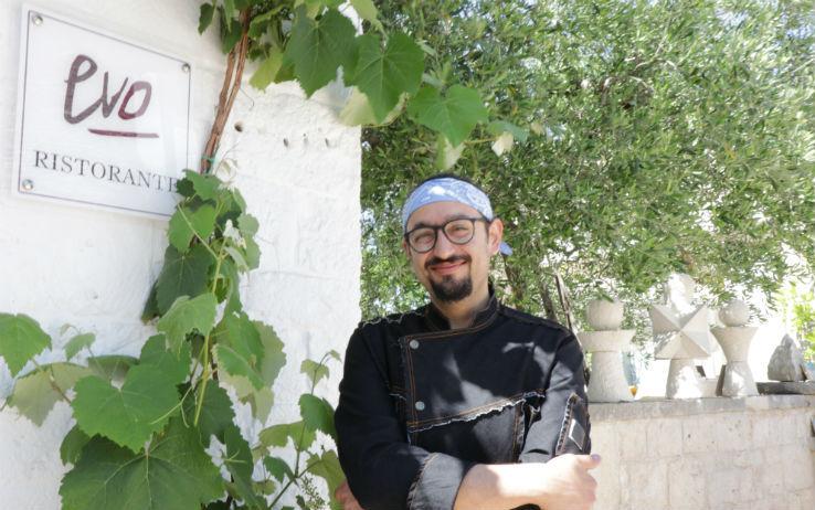 Ad Alberobello spicca Gianvito Matarrese con il suo EVO