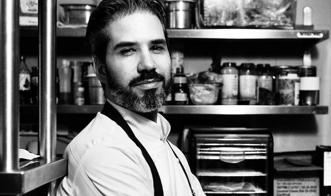 Lo chef Stefano Deidda – Aspetto la mia onda perfetta