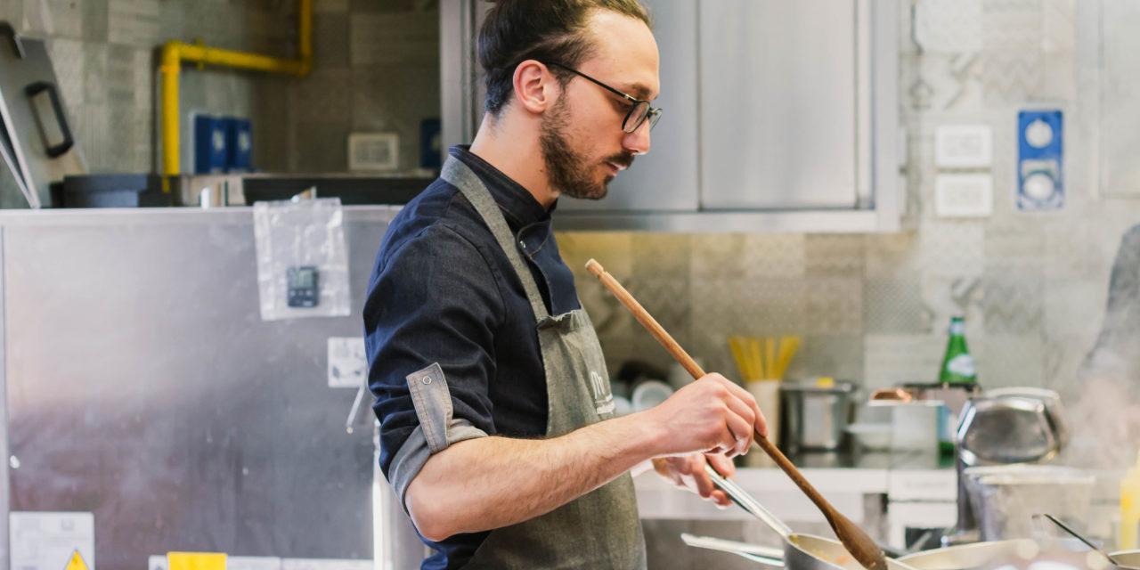 Gianmarco Dell'Armi realizza il suo sogno con Materia Prima