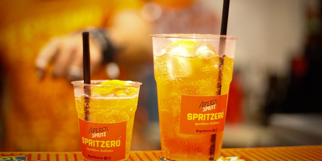 Spritzerò a Roma: il 7 agosto inaugurazione con spritz gratis per tutti