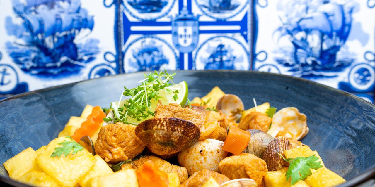 Carne de Porco Alentejana  by Fatima Pereira Afonso
