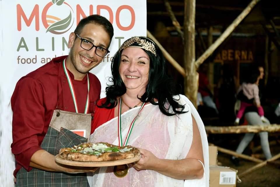 """LEOPOLDO SOMMESE il pizzaiolo """"educatamente"""" differente"""