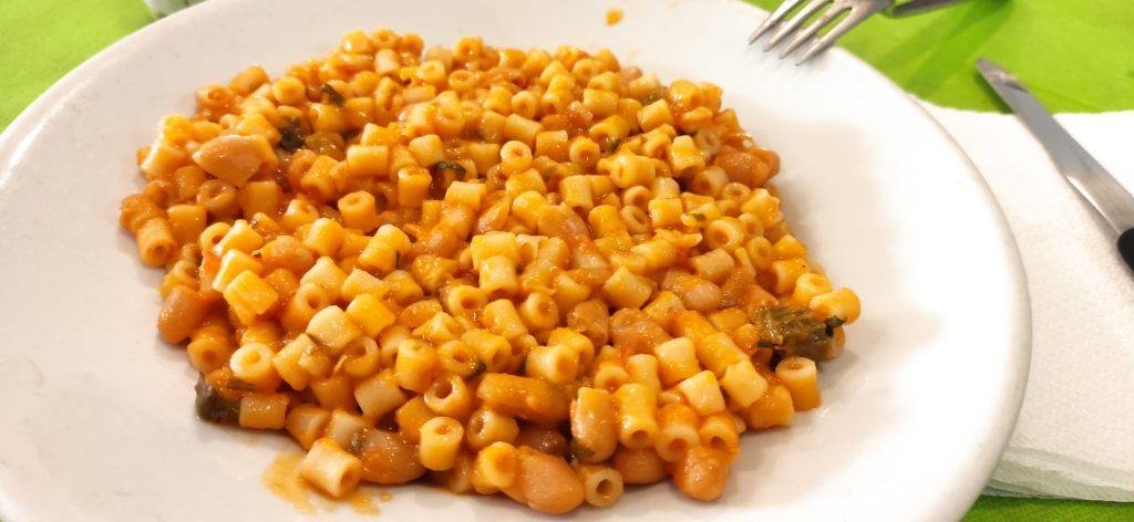 Pasta e fagioli da Don Vincenzo