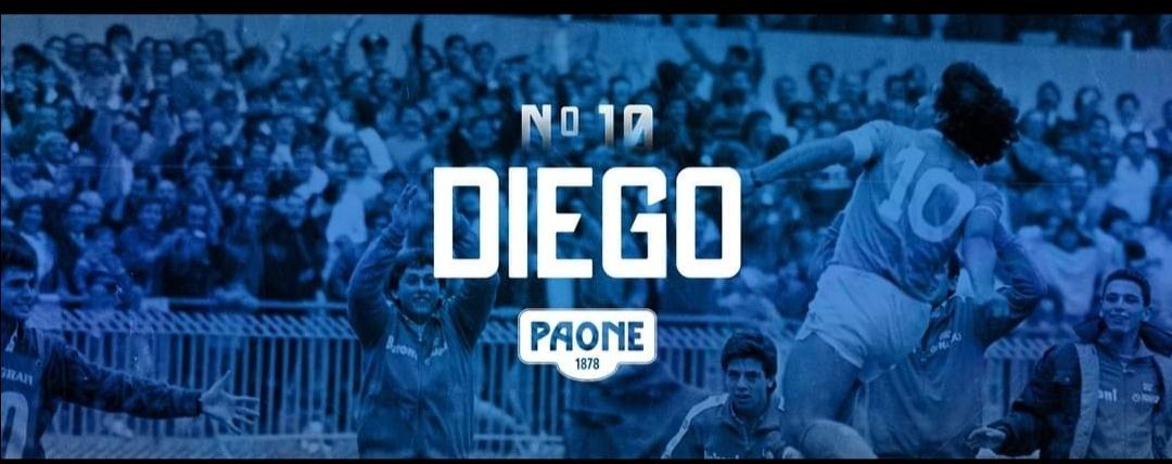PASTA Diego, la pasta del campione