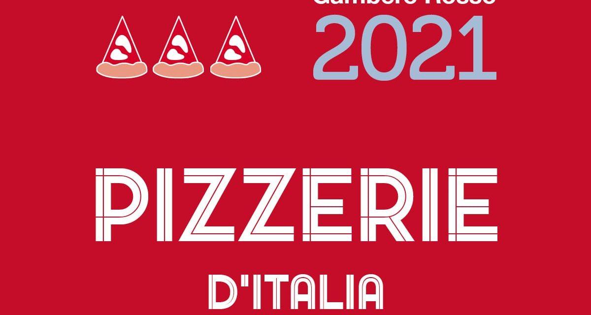 PIZZERIE D'ITALIA DEL GAMBERO ROSSO 2021