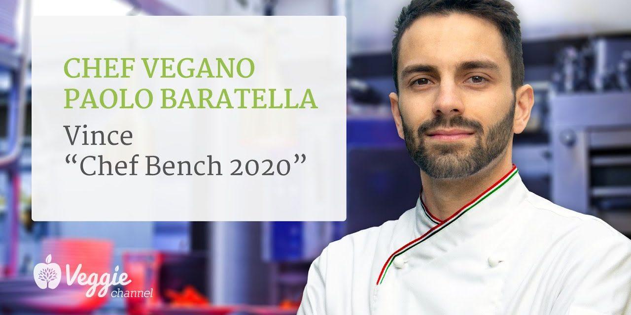 PAOLO BARATELLA ha vinto CHEFS BENCH 2020