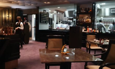 GEORGE – CUCINA STELLATA ALL'HOTEL PARKER'S DI NAPOLI