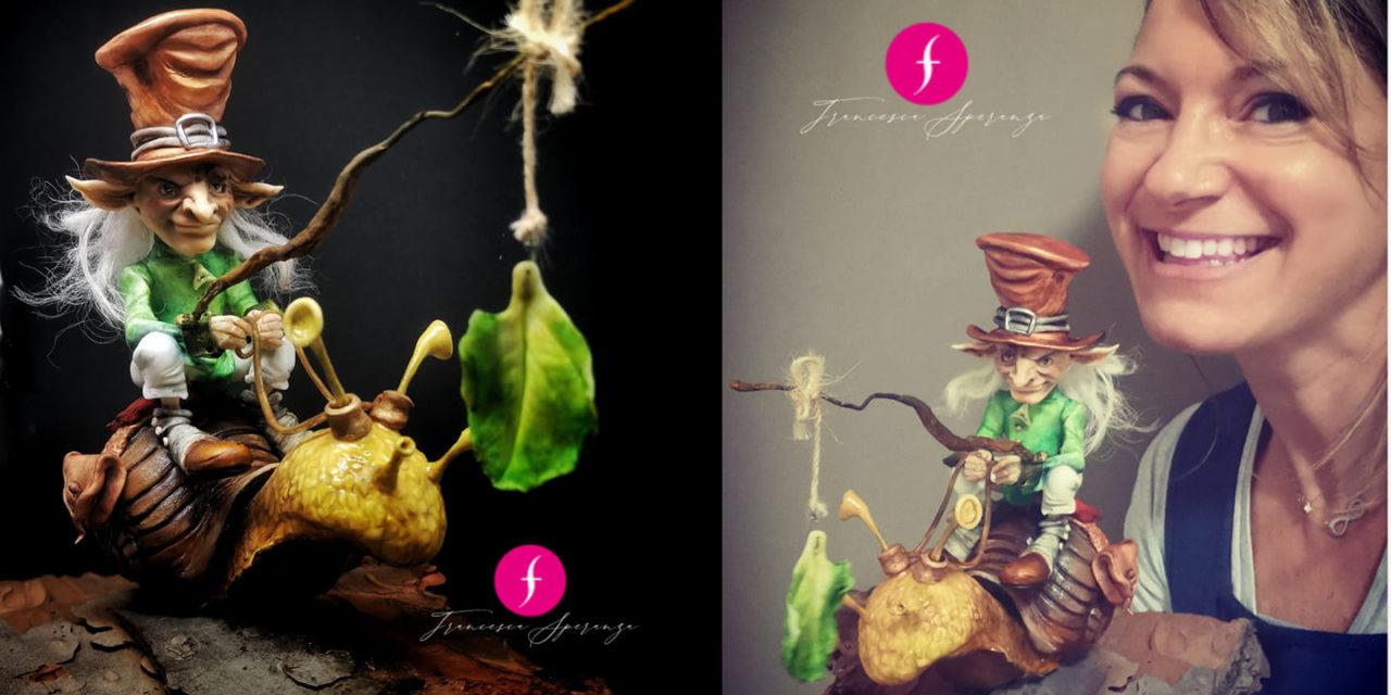 La passione della sugar artist Francesca Speranza
