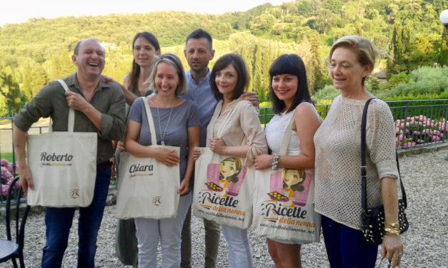 RICETTE DELLA NONNA, INTERVISTA AL FONDATORE GIULIO ROSSI