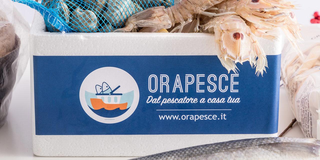ORAPESCE, DAL PESCATORE A CASA TUA!