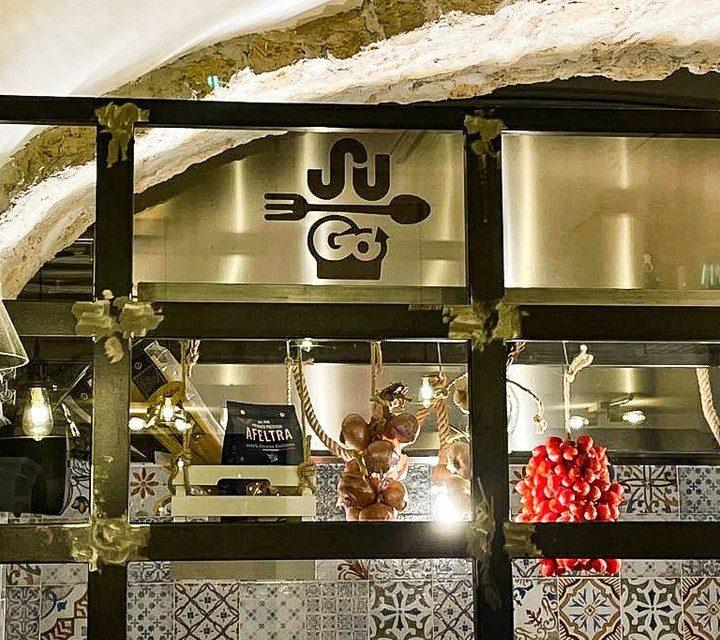 Napoli a Chiaia l'Antica Latteria raddoppia con SUGO!!!