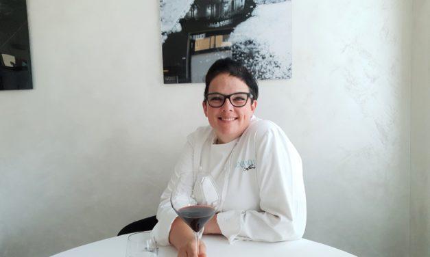 Sara Preceruti, chef del ristorante Acquada di Milano