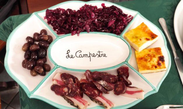 L'Agriturismo Le Campestre, dove i piatti tipici incontrano il formaggio più antico del mondo