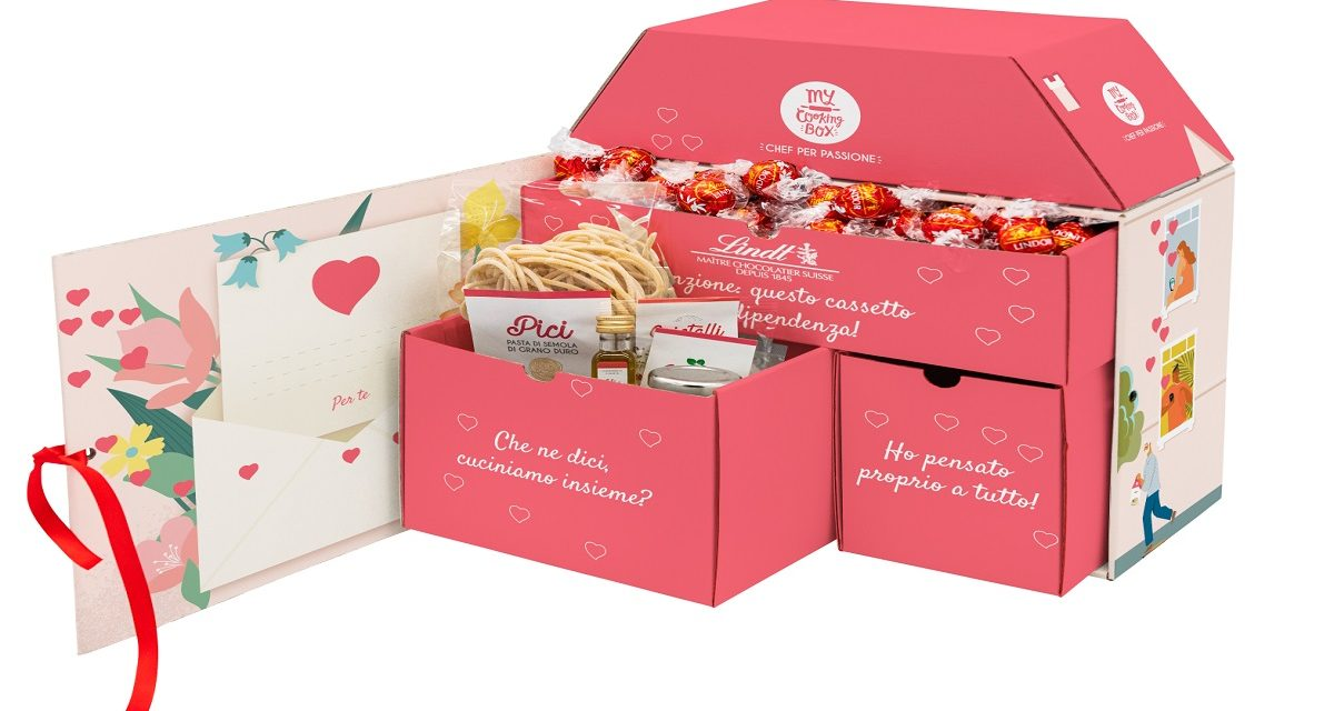 Un San Valentino con My Cooking Box in special edition