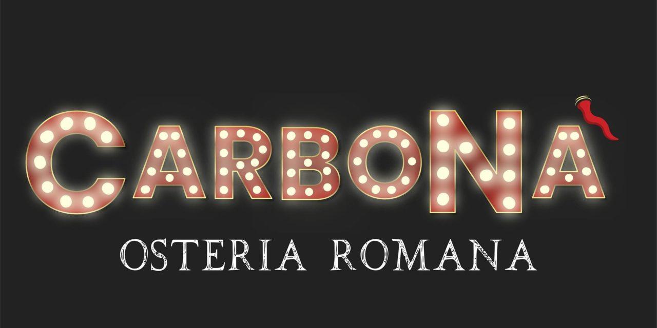 A Napoli apre Carbonà e trovi la romanità nel piatto