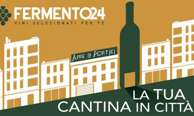 FERMENTO24 – A PORTICI ARRIVA L'ENOTECA DIGITALE