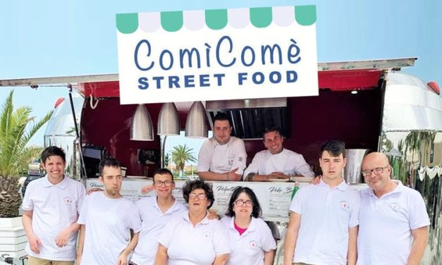 Comì comè una storia di street food speciale