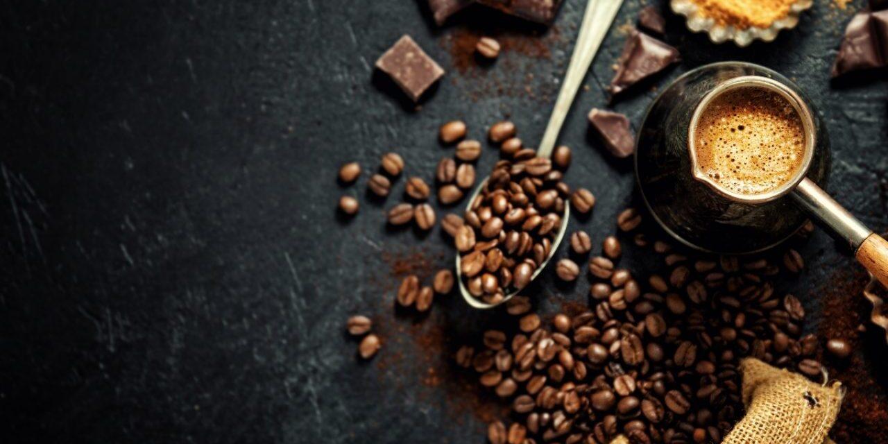 Coffee is just the cause…! Ο ΚΑΦΈΣ ΕΊΝΑΙ ΜΌΝΟ Η ΑΦΟΡΜΉ…!