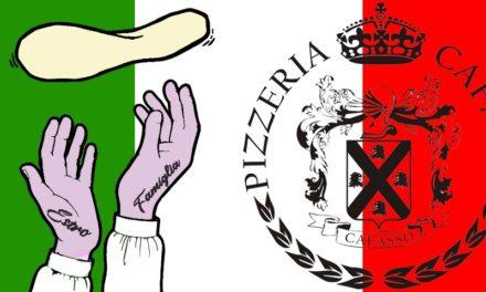 A Napoli la PIZZERIA CAFASSO è una sicurezza!