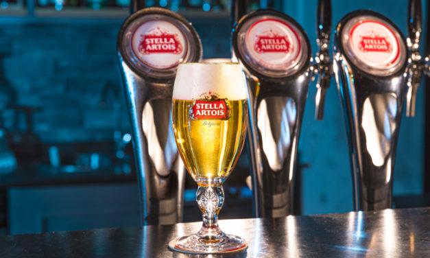 Stella Artois cura l'edizione digitale di Draught Masters 2021