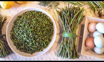 Gli asparagi selvatici: curiosità e ricette