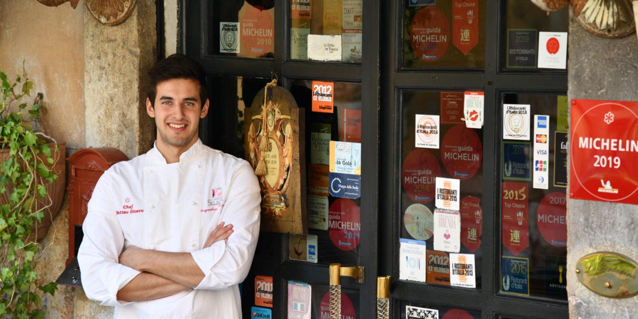 Matteo Sivero, lo Chef stellato più giovane d'Italia