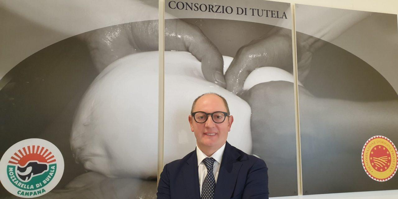 MOZZARELLA DI BUFALA, INTERVISTA AL PRESIDENTE RAIMONDO