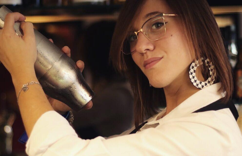 Claudia Chianese incantata dalla mixology