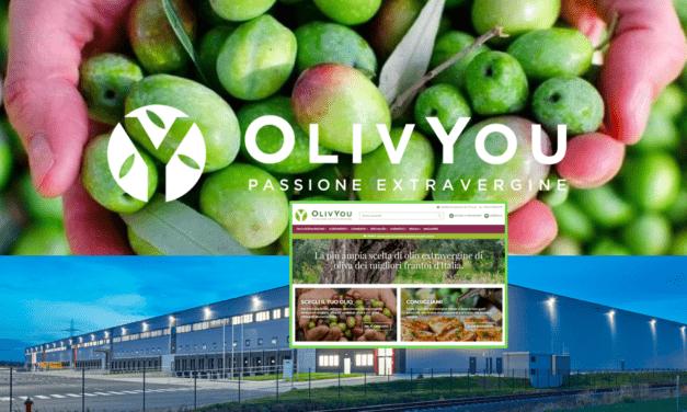 OlivYou– E-commerce dell'olio