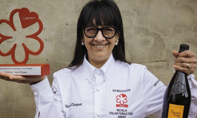 Isa Mazzocchi – Michelin Chef Donna 2021 by Veuve Cliquot